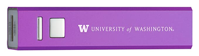 Amazoncom University Of Washington Portable Cell Phone 2600 Mah