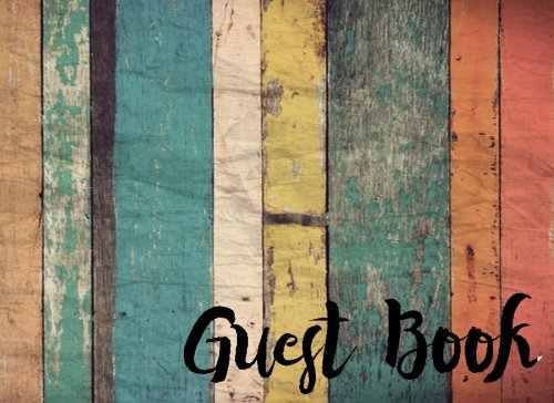 Guest Book: Blank Lined Guest Book For Any Occasion V2 ebook