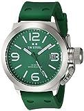 Tw Steel TW505 Reloj para Adultos, Unisex, Redondo, color Verde