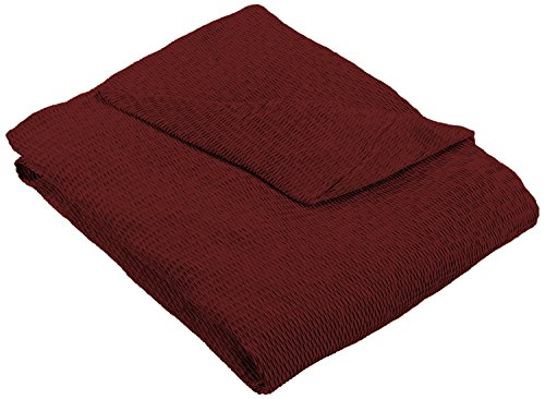 Martina Home Tunez - Funda de sofá, Medida desde 120 a 190 cm, Burdeos, 2 Plazas
