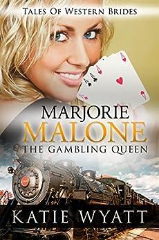 Mail Order Bride: Marjorie Malone: Inspirational Pioneer Romance (Historical Tales of Western Brides series Book 17) by [Wyatt, Katie]