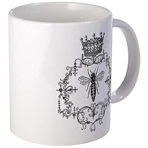queen bee teapot - 1
