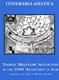 Three Military Accounts of the 1688 Revolution in Siam, General Desfarges, 9745240052