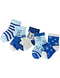 Varity Of Baby Socks 5/12 Pairs Colorful Cartoon Lace Warm and Comfortable Cotton Kids Socks