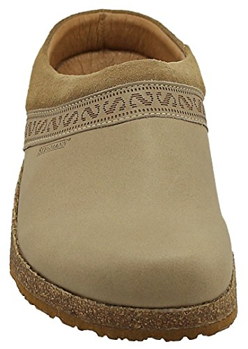 Cork With Clog Women's Leather Stegmann Sole Wheat Linz q1wSO44xX