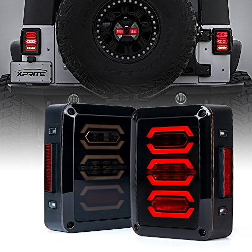 Xprite Wrangler Taillight Assembly 2007 2018 product image