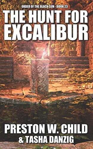Download The Hunt for Excalibur (Order of the Black Sun) pdf