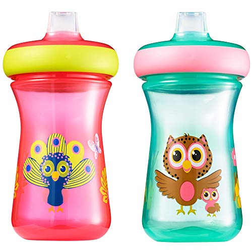 - The First Years Soft Spout Sippy Cups 9 Oz - 2 Pack