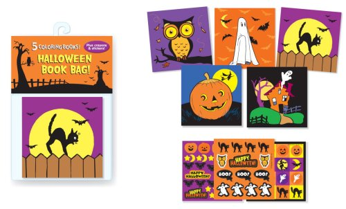 Halloween Book Bag (Halloween Mini Books)
