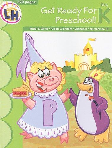 Read Online Ultimate Skill Builders: Get Ready for Preschool! pdf