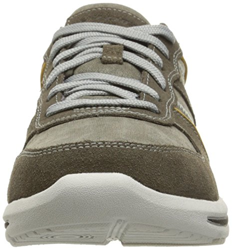 Skechers Usa Mens Doren Frazer Oxford Doliva