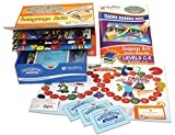 NewPath Learning Mastering Literacy and Writing Skills Curriculum Mastery Game, Grade 3-5, Class Pack