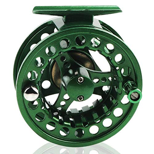 - MOJITO LIVING PTE 5/6wt Aluminum Fly Fishing Reel Die Full Metal Casting CNC Left/right Hand Fly Fishing Reels