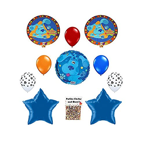 Blue's Clues Balloon Decoration (Blues Clues Party Supplies)
