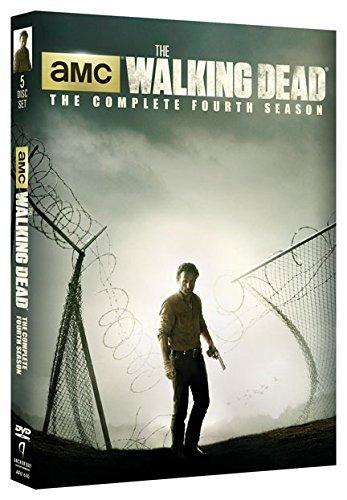 The Walking Dead: Season 4 by ANCHOR BAY