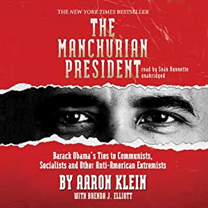 The Manchurian President Audiobook
