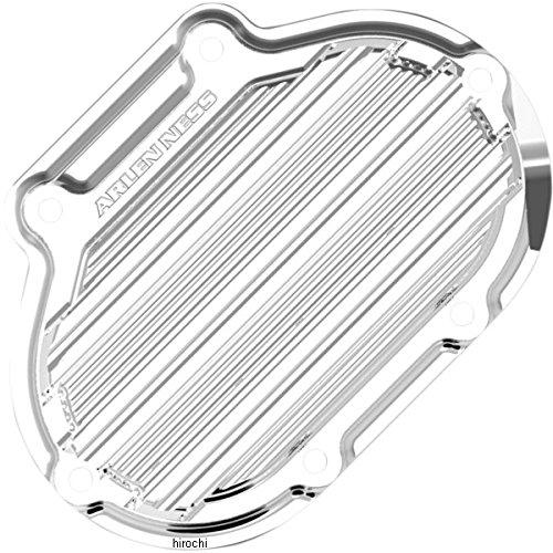 アレンネス Arlen Ness トランスミッション サイド カバー 10ゲージ クローム 1105-0107 03-812   B01MF5K8RP