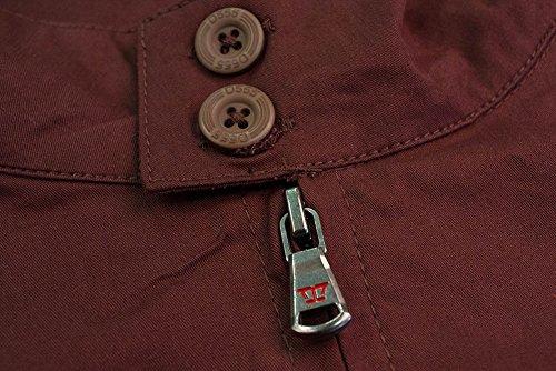 D555 Herren Jacke rot rot