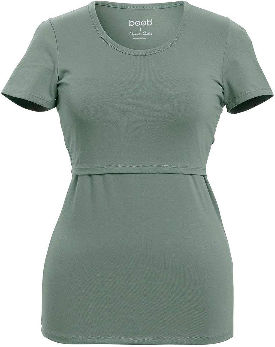Stillshirt Umstandsshirt 0190 aus Biobaumwolle Boob