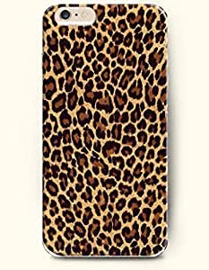 Sexy Leopard Pattern - Animal Print - Phone Cover for Apple iPhone 6 ( 4.7 inches) - OOFIT Authentic iPhone Case