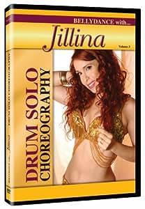 Bellydance W/ Jillina: Drum Solo Choreography Vol 3