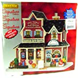 Lemax 25392 OLD TOWN ARTISANS GALLERY & SHOP Christmas Building