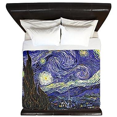King Duvet Cover Van Gogh Starry Night HD