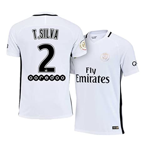 Maglia Paris Saint-Germain Thiago SILVA