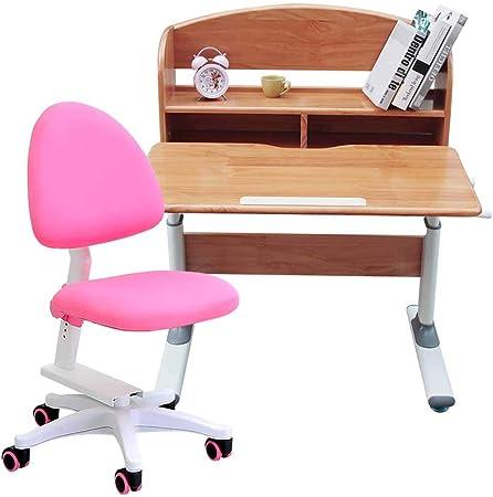 Juegos de mesas y sillas Mesa elevadora para el hogar, mesa de estudio para niños y