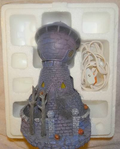 Nightmare Before Christmas Dr. Finklestein's Lab from Halloween Town Figure ()