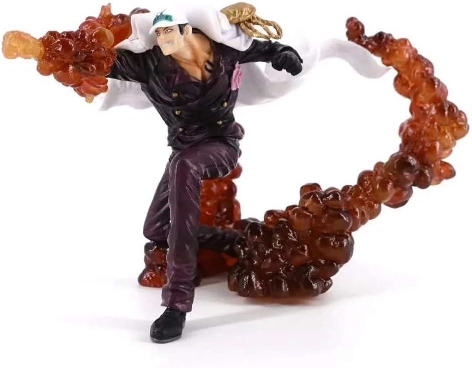 JoahNA One Piece Figure Admiral Akainu Figure Anime Figure Action Figure
