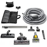 Universal Central Vacuum Kit with Turbo Nozzles by GV