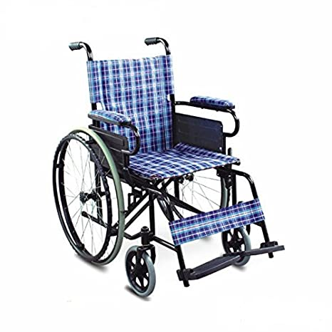 93ae74691ed Buy FC Premium Imported Wheelchair - Folding Wheel chair Online at Low  Prices in India - Amazon.in