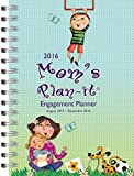 2016 Mom's Plan-It Weekly Engagement Planner