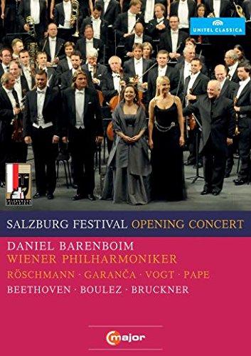 2010 Salzburg Festival Opening Concert [Blu-ray]