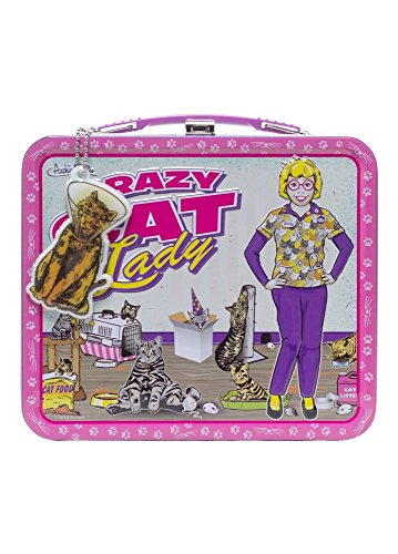 Accoutrements COMIN18JU020194 Crazy Cat Lady