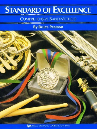B Flat Trumpet / Cornet: Book 2 (Standard of Excellence: Comprehensive Band Method W22-TP) ()