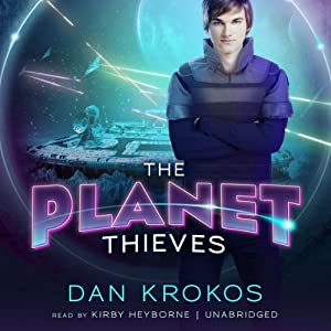 The Planet Thieves Audiobook