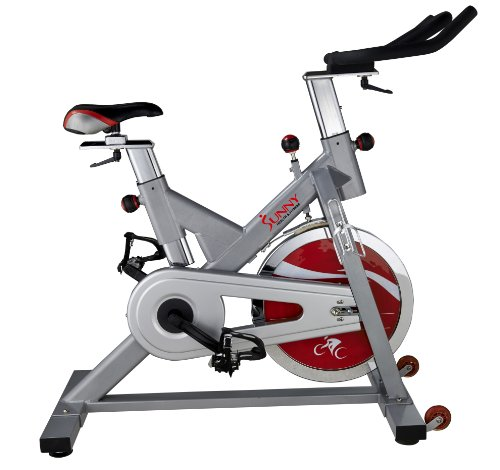 Indoor Cycling Bike by Sunny Health & Fitness - - Sunny Exercise Wheel