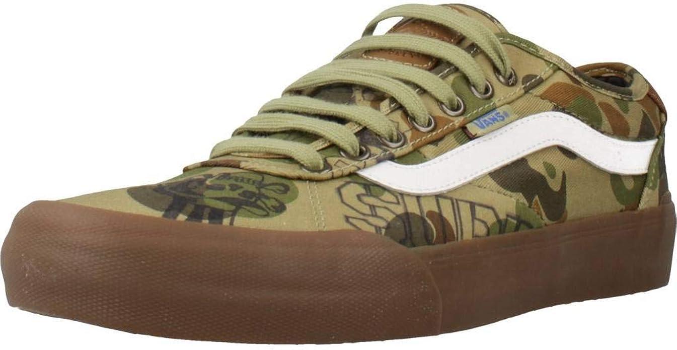Vans Chima Pro 2 Sneakers Herren Grün