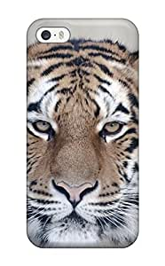Iphone 5/5s Case Bumper Tpu Skin Cover For Tiger Accessories