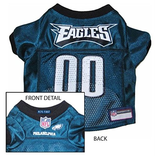 Pet Care Preferred Philadelphia Eagles Dog Jersey Medium