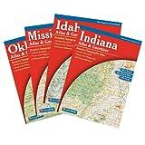 Delorme West Virginia Atlas