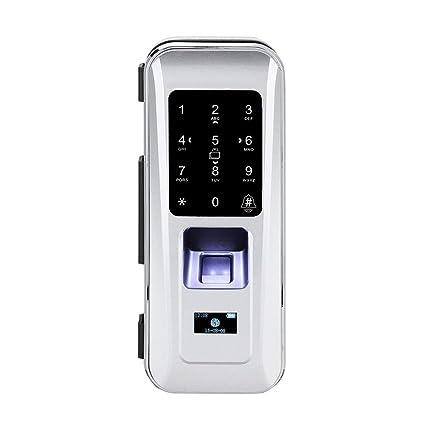 Cerradura de Puerta, Cerradura Biométrica Electrónica Puerta ...