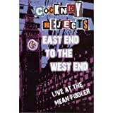 Cockney Rejects - East End to the Wesat End [DVD + CD] [Import anglais]