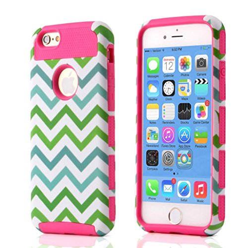 iphone-6-47-case-mlove-dual-layer-tank-seires-blue-and-green-chevron-waves-design-hybrid-high-impact