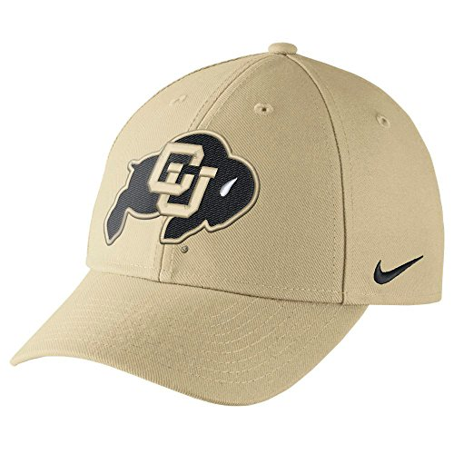 Gold Wool Classic Hat - Nike Colorado Ralphie Dri-Fit Classic Wool Cap Gold