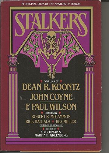 Stalkers: Novellas by Dean R. Koontz, John Coyne, & F. Paul Wilson