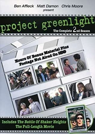 Amazon Project Greenlight 2 The Complete Second Series Plus