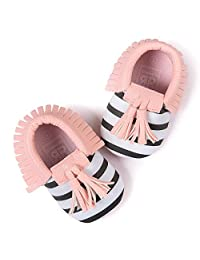 Baby Shoes,Doinshop Baby Crib Tassels Shoes Cute Toddler Sneakers